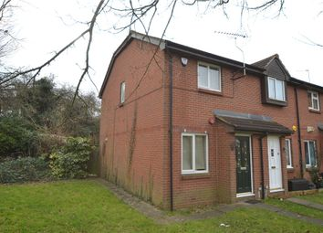 Thumbnail 2 bed end terrace house for sale in Rabournmead Drive, Northolt, Middlesex
