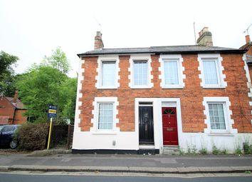 Thumbnail 2 bedroom end terrace house for sale in Cliddesden Road, Fairfields, Basingstoke