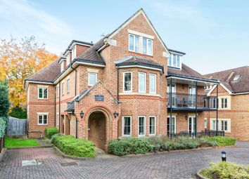 Thumbnail 3 bed town house to rent in Yew Barton Court, Aldershot Road, Church Crookham, Fleet