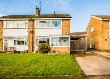 Thumbnail 3 bed semi-detached house for sale in Manor Park, Maids Moreton, Buckingham