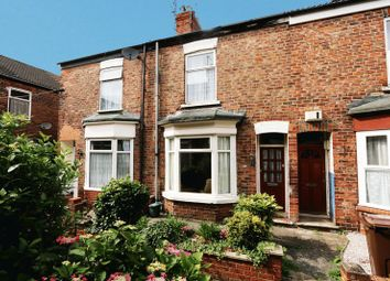 Thumbnail 2 bed terraced house for sale in Rosebery Avenue, Newland Avenue, Hull