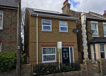 Thumbnail 3 bed detached house for sale in Upton Road, Broadstairs