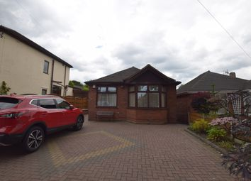Thumbnail 2 bed detached bungalow to rent in Lower Milehouse Lane, Newcastle-Under-Lyme