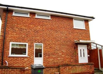Thumbnail 1 bed property to rent in Begonia Close, Springfield, Chelmsford