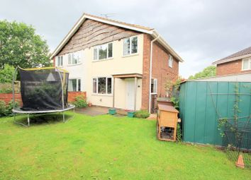 Thumbnail 3 bedroom semi-detached house for sale in Grange Crescent, Penkridge, Stafford