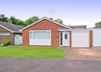 Thumbnail 3 bed detached bungalow for sale in Walberton Close, Felpham