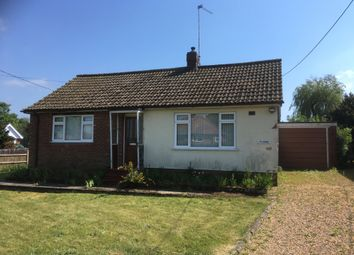 Thumbnail 2 bed detached bungalow for sale in Horstead, Norwich, Norfolk
