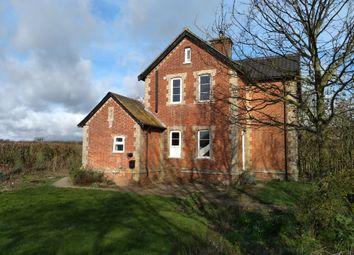 Thumbnail 2 bedroom semi-detached house to rent in Skinners Lane, Starston, Harleston, Norfolk