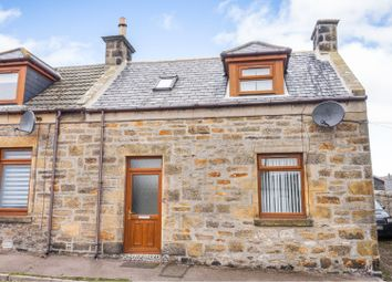 Thumbnail 1 bed semi-detached house for sale in Young Street, Elgin