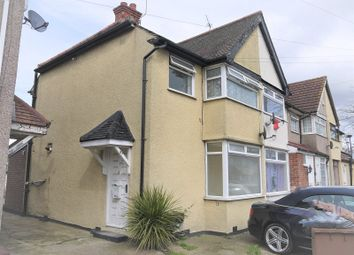 Thumbnail 3 bed terraced house to rent in School Road, Dagenham, Essex.