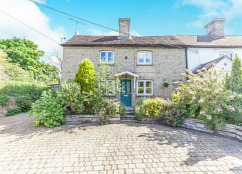Thumbnail 3 bed cottage for sale in Bures Road, Little Cornard, Sudbury