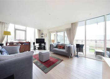 Thumbnail 2 bed property for sale in Witham House, 13 Enterprise Way, Wandsworth, London