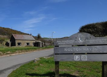 Thumbnail 4 bed detached house for sale in Nolton Haven, Haverfordwest