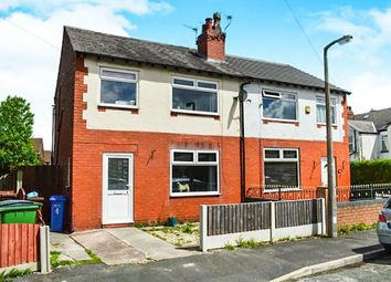 Thumbnail 3 bed semi-detached house to rent in Talbot Street, Hazel Grove, Stockport
