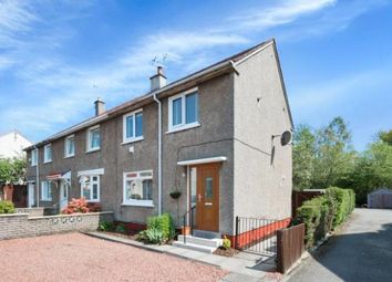Thumbnail 3 bed end terrace house for sale in Holyknowe Road, Lennoxtown, Glasgow, East Dunbartonshire