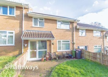 Thumbnail 3 bedroom terraced house for sale in Caerwent Road, Croesyceiliog, Cwmbran