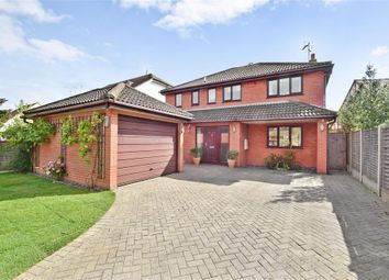 Thumbnail 4 bed detached house for sale in Hunters Forstal Road, Broomfield, Herne Bay, Kent