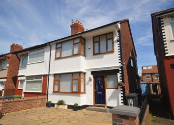 Thumbnail 3 bed semi-detached house for sale in Brookfield Avenue, Liverpool