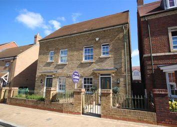 Thumbnail 2 bed semi-detached house for sale in Brentfore Street, Swindon