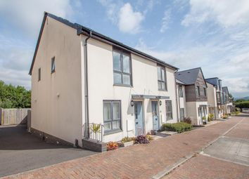 Thumbnail 2 bed semi-detached house for sale in Cobham Close, Crownhill, Plymouth