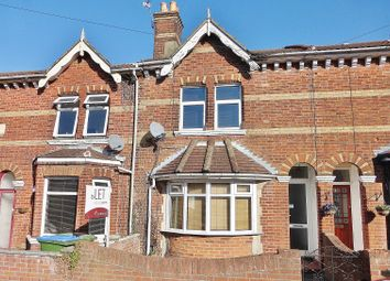 Thumbnail 3 bedroom terraced house for sale in Testwood Road, Freemantle, Southampton, Hampshire