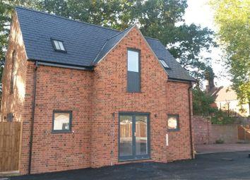 Thumbnail 3 bed detached house for sale in Plot 2 Coach House Mews, Church Lane, Goldington