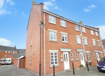Thumbnail 4 bed town house for sale in Shire Way, Westbury