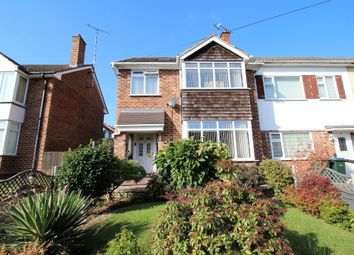 Thumbnail 3 bed end terrace house for sale in Handsworth Crescent, Eastern Green, Coventry