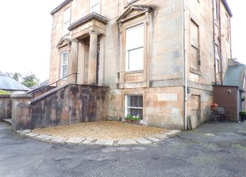 Thumbnail 1 bed flat for sale in Margaret Street, Greenock