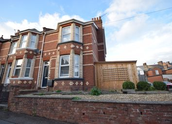 Thumbnail 4 bed end terrace house to rent in St. Annes Road, Exeter