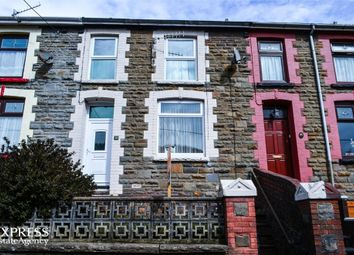 Thumbnail 2 bed terraced house for sale in Kenry Street, Treorchy, Mid Glamorgan