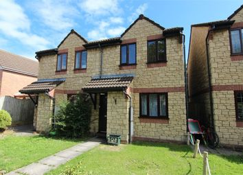 Thumbnail 2 bed semi-detached house for sale in Pennycress, Weston-Super-Mare