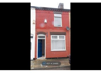 Thumbnail 2 bed terraced house to rent in Romley Street, Liverpool