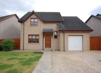Thumbnail 3 bed detached house for sale in Fogwatt Lane, Elgin