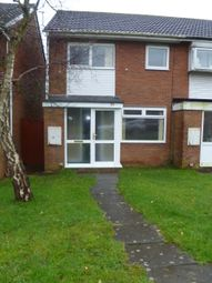 Thumbnail 3 bed terraced house to rent in Monmouth Way, Llantwit Major