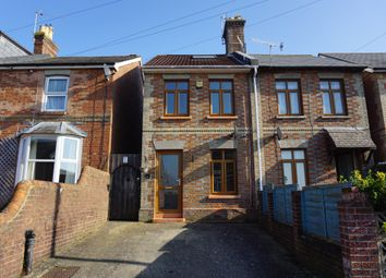 Thumbnail 2 bed semi-detached house for sale in Victoria Road, Blandford Forum