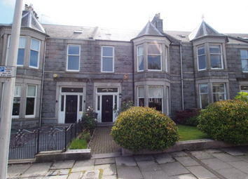 Thumbnail 4 bed terraced house to rent in Beaconsfield Place, Aberdeen AB15,