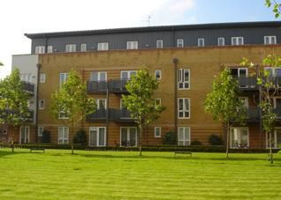 Thumbnail 2 bed flat to rent in Central Heights, Manhattan Avenue, Cassio Metro, Watford