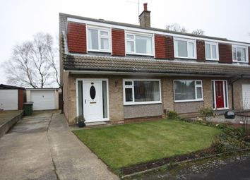 Thumbnail 3 bed semi-detached house for sale in Osprey Close, Guisborough
