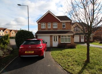 Thumbnail 3 bed detached house for sale in Brander Close, Doncaster