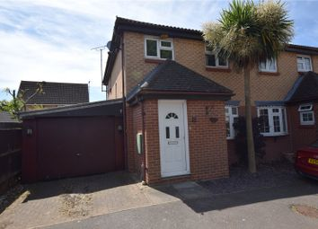 Thumbnail 3 bed semi-detached house to rent in Chalice Close, Basildon, Essex