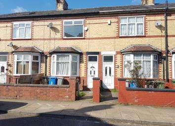 Thumbnail 3 bed terraced house to rent in Walter Street, Manchester