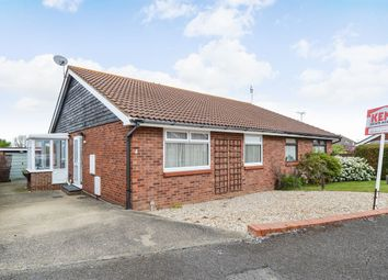 2 bed semi-detached bungalow for sale in Britannia Avenue, Seasalter, Whitstable CT5