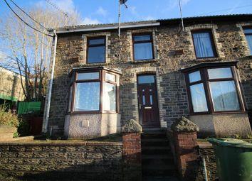 Thumbnail 3 bed terraced house for sale in Pontshonnorton Road, Pontypridd