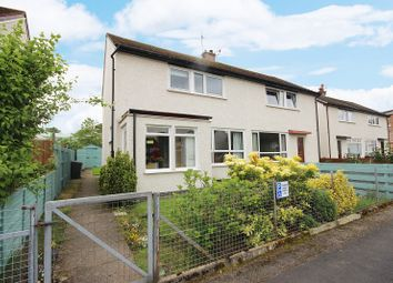 Thumbnail 3 bed semi-detached house for sale in 8 Beechwood Road, Raigmore, Inverness