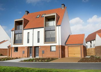"Thumbnail 3 bed semi-detached house for sale in ""Violet"" at Meadlands, York"