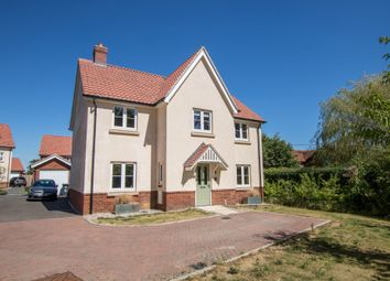 Thumbnail 4 bed detached house for sale in Fieldview Close, Henham, Bishop's Stortford