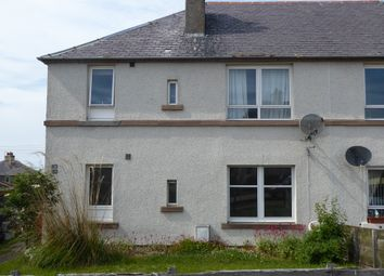 Thumbnail 2 bed flat for sale in Coulardhill Terrace, Lossiemouth