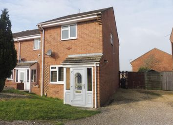 Thumbnail 2 bed semi-detached house to rent in Pains Way, Amesbury, Salisbury