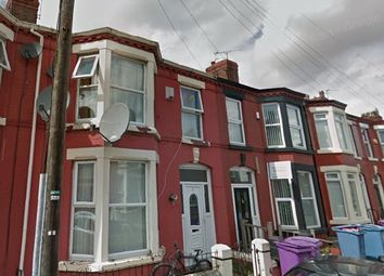 Thumbnail 6 bed terraced house to rent in Portman Road, Smithdown, Liverpool